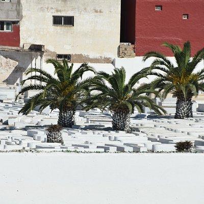 Jewish Cemetery of El Jadida