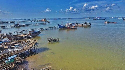 Pantai Hutan Mangrove Dumai