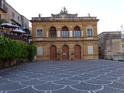 Teatro Garibaldi - Piazza Armerina, Sicily