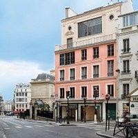 La Fondation Taylor est située au 1 rue La Bruyère, à Paris, dans le 9ème arrondissement.  ©Fondation Taylor