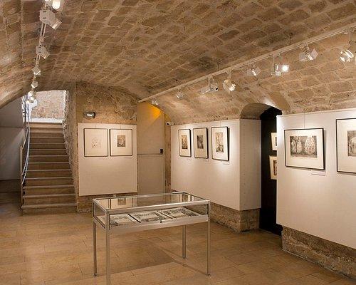 Galerie de la Fondation Taylor.  ©Fondation Taylor