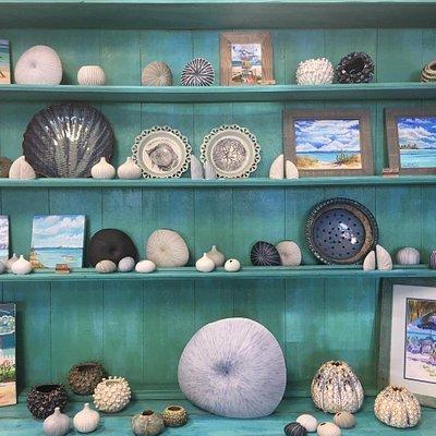 Artwork and ceramics