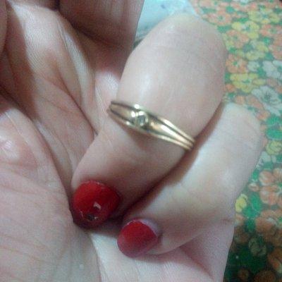 Cuanto me pueden pagar por este anillo 18 kl