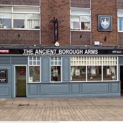 Ancient Borough Arms