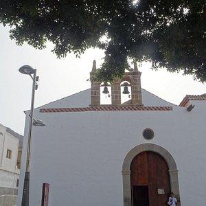 Iglesia de Santa Ursula, Adeje, Tenerife (25.08.2019)