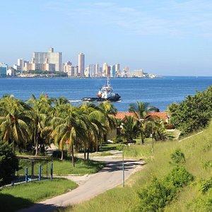 Hermosa vista de La Habana