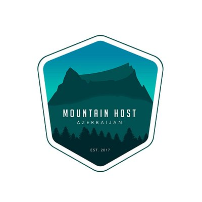 MOUNTAIN HOST AZERBAIJAN LLC - LOGO