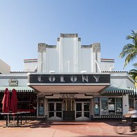 The Colony Theatre on Lincoln Road