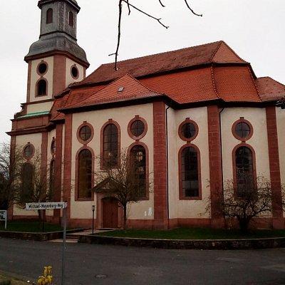 Reinhardtskirche Steinau