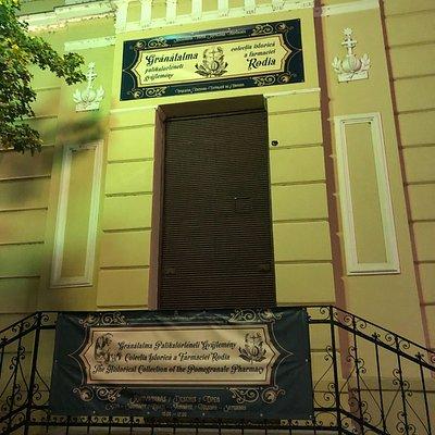 Rodia Pharmacy Museum