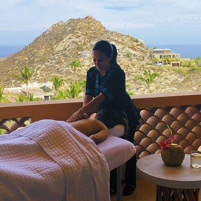 In Villa Massage