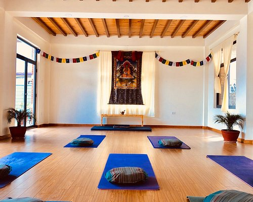 Tibetan Naro Tsalung Yoga & Mindfulness
