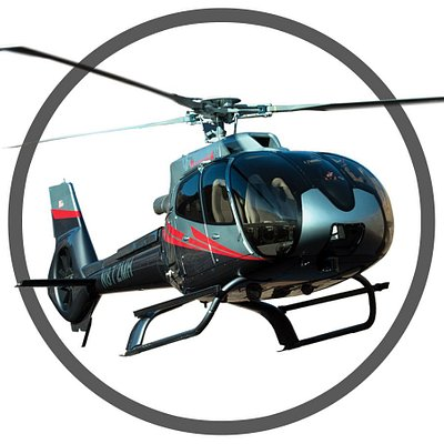 Maverick Helicopters a leader in air excursions.