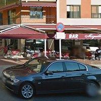 Terraza del Café Bar MIGUILLAS