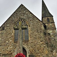 3.  St Peter's Church, Newenden, Kent