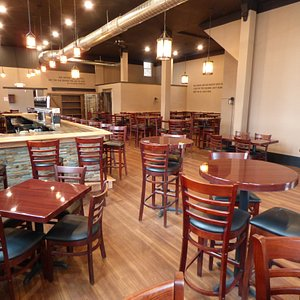 Bad Tom Smith Brewing Tap Room