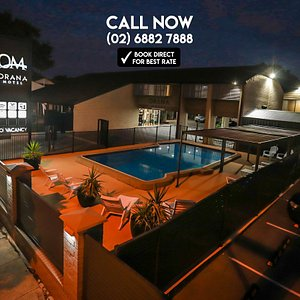 Call 02 6882 7888 to book direct for the best rate.