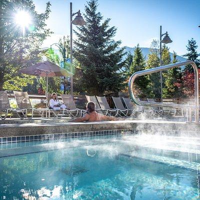 Hot Tubs, Pool, Sauna