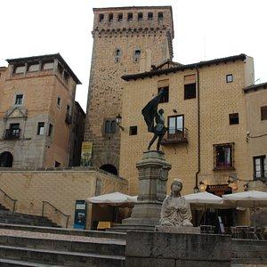 Sirenas de Segovia