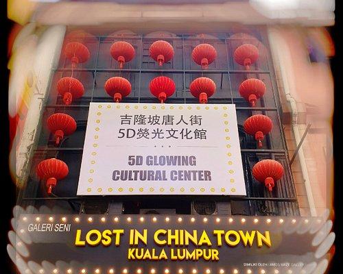 Lost in chinatown kuala lumpur