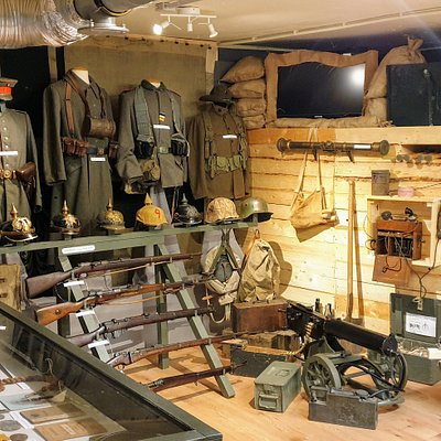 WW1 special exhibition