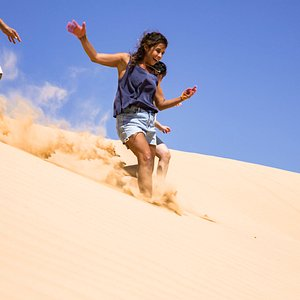 Red Canyon, Desert and Kibbutz Tour from Eilat!