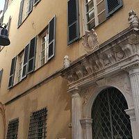 Palazzo Grassi Ferrero Doria Lamba