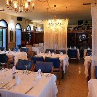 Restaurante Nucia Park, interiör