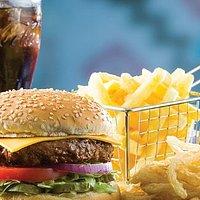 Original Spur Burger