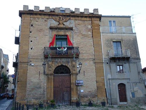 Palazzo Trigona Canicarao - Piazza Armerina, Sicily