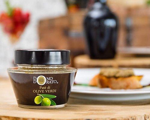 paté olive verdi DONO DORATO