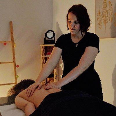 Massage californien-suésois