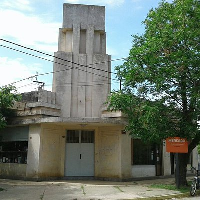 Fachada del Mercado Municipal