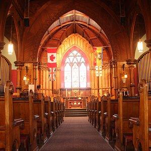 Sanctuary of St. Luke's