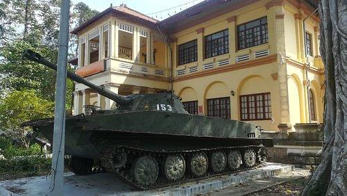 Vinh Long Provincial Museum