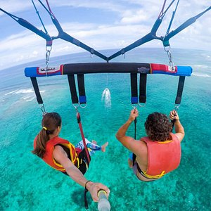 SkyPilot Parasailing - Providenciales in Turks and Caicos