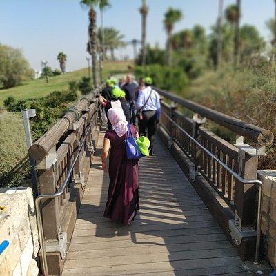 The Wishing Bridge. Old Jaffa  City