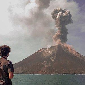 Krakatau Trek
