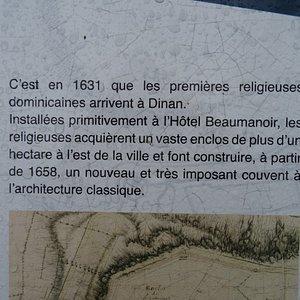 Le couvent des Dominicaines