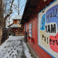 Yam od strony Krupówek