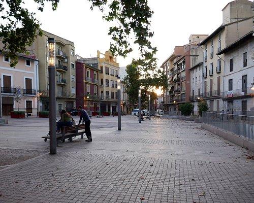 Plaza Jaime I, bara ett torg