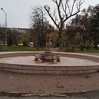 Nice fountains