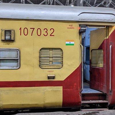 Mumbai Central Terminus