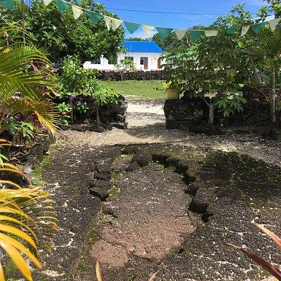 Moso's Footprint Savai'i, Îles Samoa