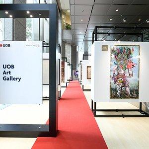 UOB Painting of the Year - 2019 Regional Winners' Showcase