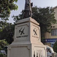 Statue of Lal Bahadur Shastri