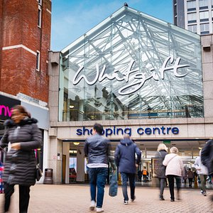 The Whitgift Shopping Centre Oct 2018