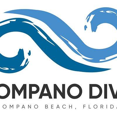 Pompano Dive Logo