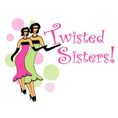 Logo - Twisted Sisters!