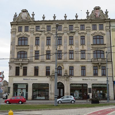Poznań: Hotel Bazar am Plac Wolności